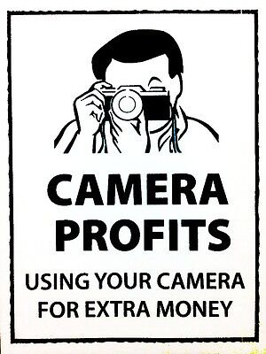 How To Make Money Using Your Camera.
