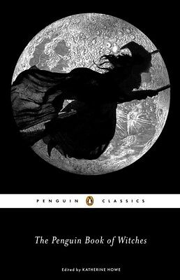Penguin Book of Witches 9780143106180, Paperback, BRAND NEW FREE P&H