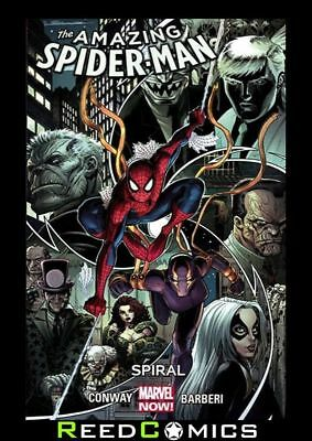 AMAZING SPIDER-MAN VOLUME 5 SPIRAL GRAPHIC NOVEL New Paperback Collect 16.1-20.1