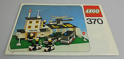 lego stadt alte polizeiwache 381 mit zweitem hubschrauber u polizeiwagen 6681 eur 45 00. Black Bedroom Furniture Sets. Home Design Ideas