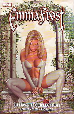 Emma Frost Ultimate Collection trade paperback Marvel Horn #1 - #18