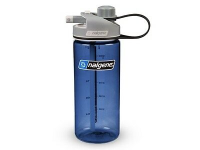 Nalgene Multidrink 0.6L Bottle (Blue)