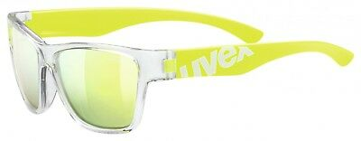 Uvex Sportstyle 508 Kinder-Sonnenbrille - clear yellow