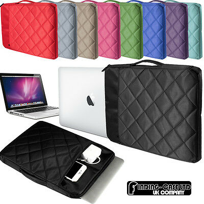 Carry Bag Sleeve Case For Apple Macbook 11 12 13 15 inch Air / Pro / Pro Retina