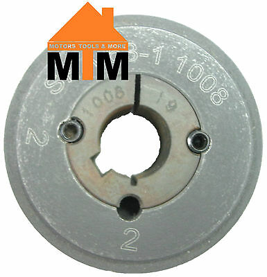 SPB Industrial V Belt Pulley 118 125 132 140 Bore size up to 42mm