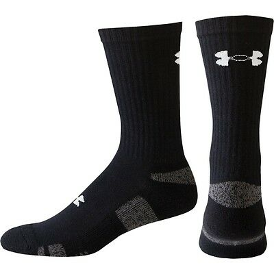 Under Armour Heatgear Crew Socks  (3 Paar) - Sport-Socken
