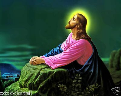 JESUS / Christian - Christianity 8 x 10 GLOSSY Photo Picture