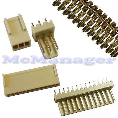 2.54mm Molex Various Male Female PCB Header Terminal Housing Computer Connector