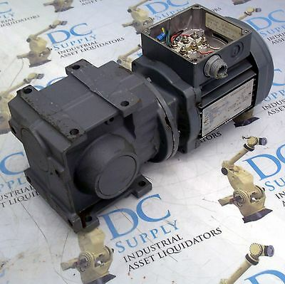 Sew Eurodrive S37Dt71C4-5044953 S37 Dr63L4 Helical-Worm Gear Motor 86.36:1