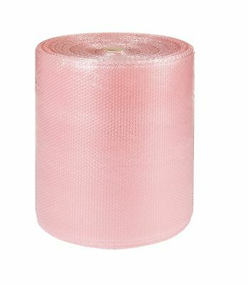 """ZV 3/16"""" x 350' x 12"""" Anti-Static Small bubble. Wrap our Roll 350FT Long."""