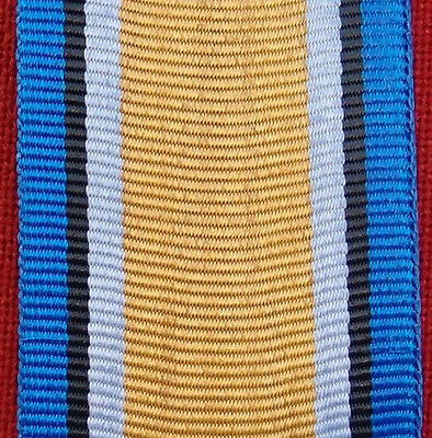 *ww1 British War Medal Ribbon Medal Replacement Mounting Anzac Aif Gallipoli
