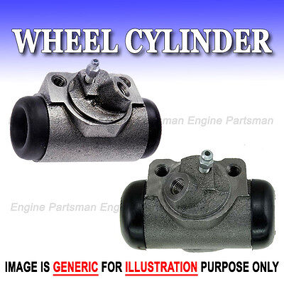 WC502-2 LEFT & RIGHT 2 PCS Wheel Cylinder Set FRONT Fits Ford Mercury Dodge Jeep