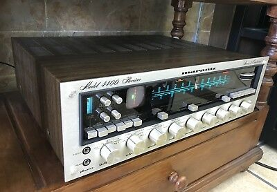 YAMAHA CR-820 Monster Stereo Receiver 110Watts RMS Vintage 1978 Perfect 100%