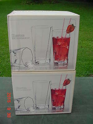 Vintage Libbey Glassware Set Swanky Drinking Glasses Bar Pub Cocktail at Macy's