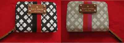 lot of two new designer wallets kate spade designer gift for teen teenager