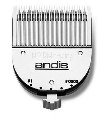 Andis Supra 120 ion RBC Replacement Adjustable Removable Clipper Blade # 68260