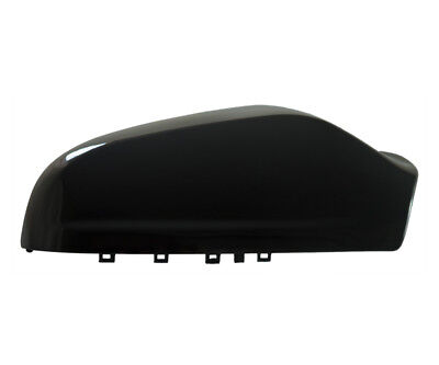 Vauxhall Opel Astra H MK5 Door Wing Mirror Cover New 04-09 Black Sapphire RHS