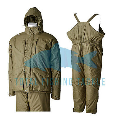 Trakker NEW Carp Fishing Thermal Heavy Duty Elements Jacket & Trousers