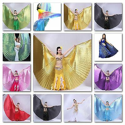 Isis Wings Schleier Isis Wing Bauchtanz Belly dance Fasching Karneval Samba