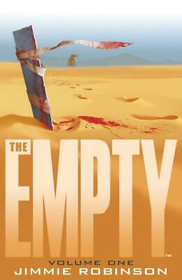 EMPTY VOLUME 1 GRAPHIC NOVEL New Paperback Collects Issues #1-6