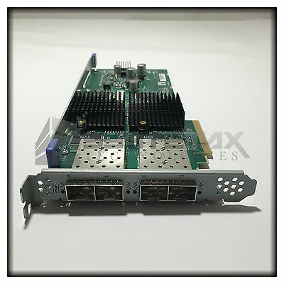 NetApp X2056-R6 4-Port 8Gb PCI-E FC Adapter for 62xx and 32xx 110-J9596RC+A2