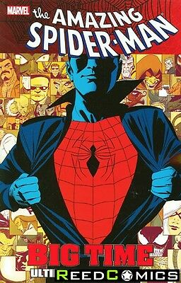 AMAZING SPIDER-MAN BIG TIME VOLUME 1 COMPLETE COLLECTION GRAPHIC NOVEL Paperback