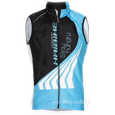 HAIBIKE WINDWESTE 118g FAHRRAD HERREN RENNRAD BIKE WINDBREAKER WESTE WIND CRAFT