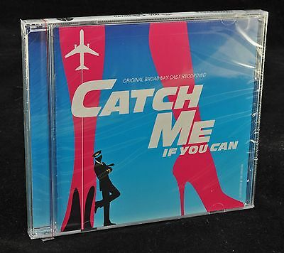 Catch Me If You Can Broadway Cast Recording-  Aaron Tveit