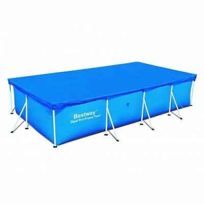 Pool Cover 58107 for Bestway Swimming Pool 404cm x 212cm 56082