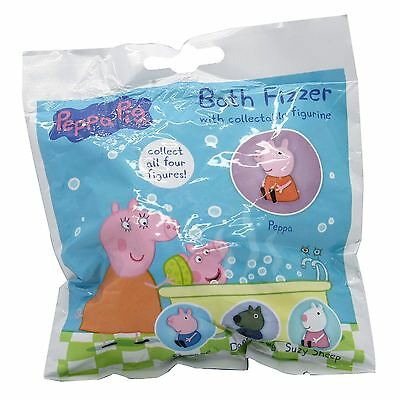 Peppa Pig Bath Fizzer 75g George