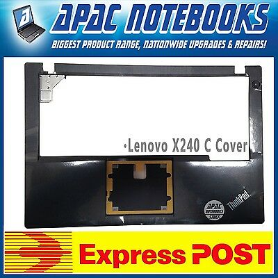 NEW Lenovo ThinkPad X240 C Cover  PALMREST TOP CASE ,No Fingerprint Hole