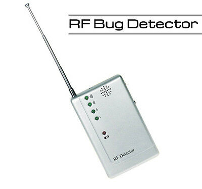 New Anti-Spy Signal Bug RF Detector Hidden Camera Laser Lens GSM Device Finder