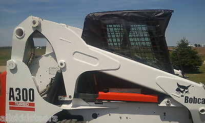 Vinyl Cab Enclosure Kit Bobcat® S130 S140 S150 S160 S175 S185 S205 Skid Steer