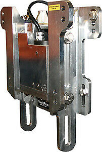 "Outboard Hydraulic Jack Plate 4"" Setback Up to 90HP Atlas T-H Marine AHJM4DP"