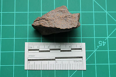 Meteorite G1-0998 - 25.47g IMPRESSIVE MATERIAL! WOW- BEAUTIFUL!!