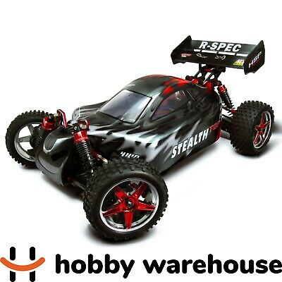 HSP 94107TOP Stealth 2.4GHz Brushless 4WD Off Road RTR 1/10 Scale RC Buggy