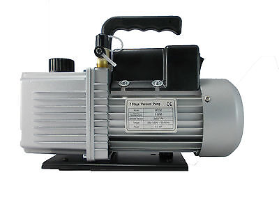 Two Stage Vacuum Pump 4.5 CFM 1/2HP 15 Microns(µ) Air Conditioning Refrigeration