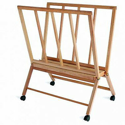 Mabef M40 Wooden Print Rack / Display Browser - Finest Quality M/40