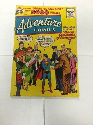 Adventure Comics 227 5.0 very Good / Fine Vf/fn See Pictures Superboy