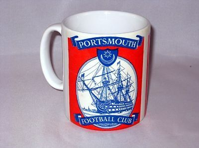 Portsmouth Football Programme Collectionneurs Grand Neuf MUG