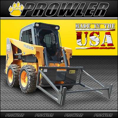 Prowler Heavy Duty Sod Roller Skid Steer Attachment