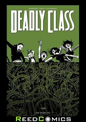 DEADLY CLASS VOLUME 3 THE SNAKE PIT GRAPHIC NOVEL New Paperback Collects #12-15