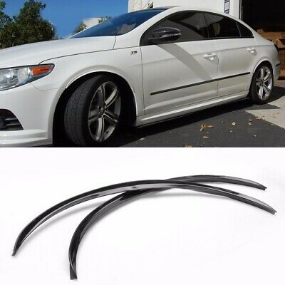 """13/"""" Pair Diffuser Wide Body Fender Flares For VW Wheel Wall Panel Bumper"""