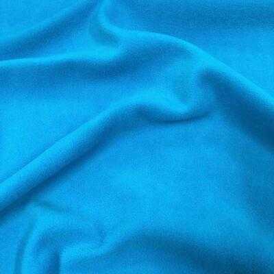 KINGFISHER Polar FLEECE soft fabric material antipill 150cm wide by the metre