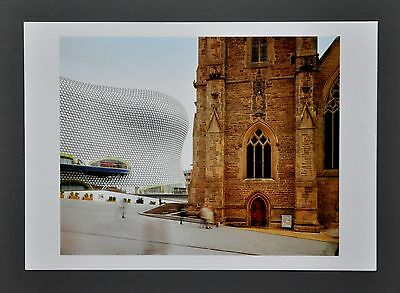 Marco Zanta Ltd Ed. Photo 17x24 Birmingham England 2004 Bullring Shopping Centre