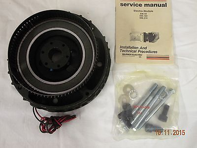 WARNER Electric EM-210-10 Electro-Module Motor Clutch 5371-270-009 NEW