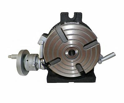 "6"" Horizontal & Vertical Rotary Table Prime Quality 6 Inch Tsl 160"