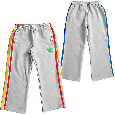 Boys New Adidas Sweat Pants Joggers Bottoms Tracksuit Kids Originals Girls