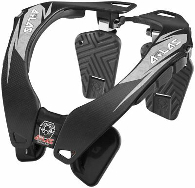 Atlas Brace Adult Carbon Neck Brace Protector 2013