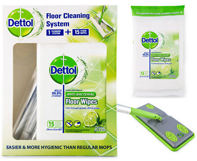 Dettol Anti-Bacterial Floor Cleaning System